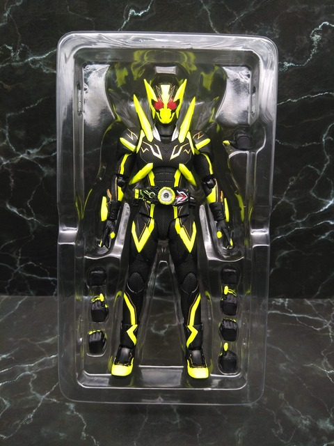 KAMEN RIDER ZERO-ONE SHINING HOPPER 09
