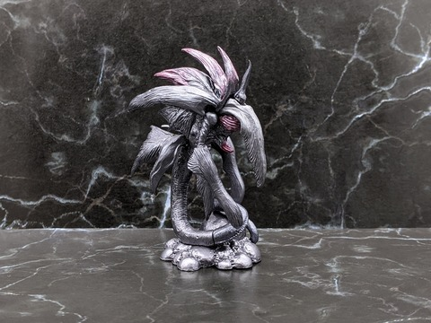 07 FINAL FANTASY CREATURES No.32 METALLIC 02z
