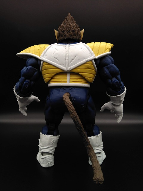 GREAT APE VEGETA 10
