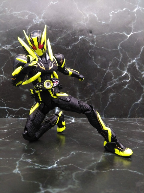 KAMEN RIDER ZERO-ONE SHINING HOPPER 28