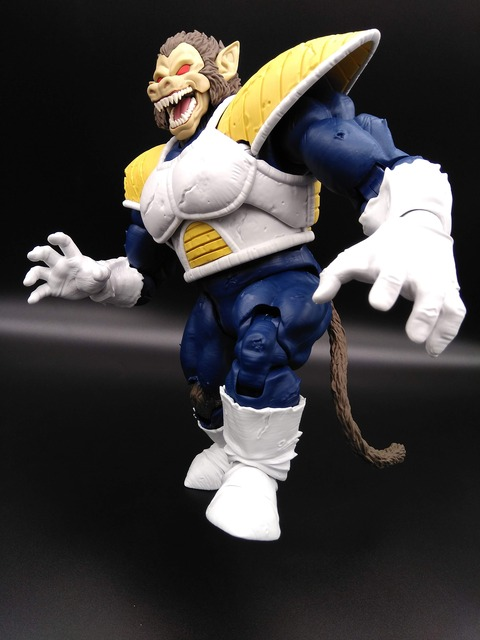 GREAT APE VEGETA 34