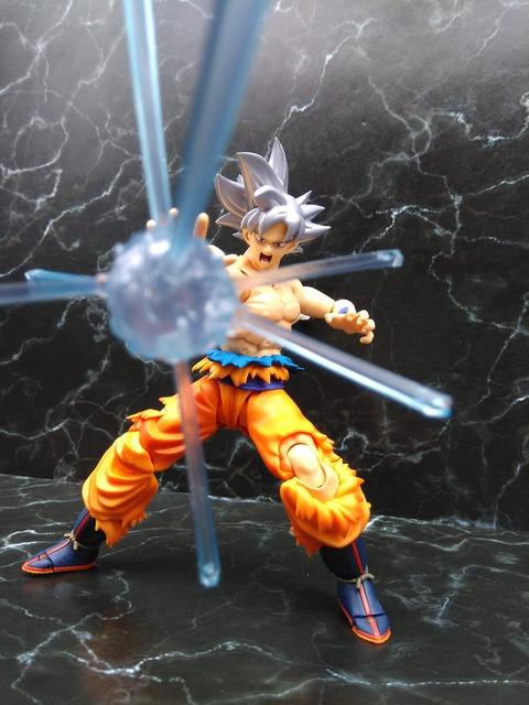 SON GOKU Ultra Instinct 22