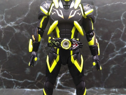 KAMEN RIDER ZERO-ONE SHINING HOPPER 15