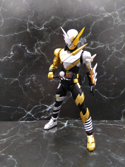 KAMEN RIDER BUILD TRIAL FORM 19