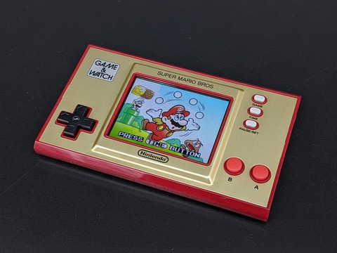GAME&WATCH SUPER MARIO BROS 13
