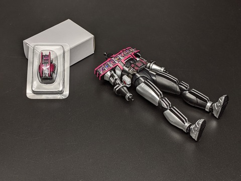 MASKED RIDER DECADE COMPLETE FORM 38
