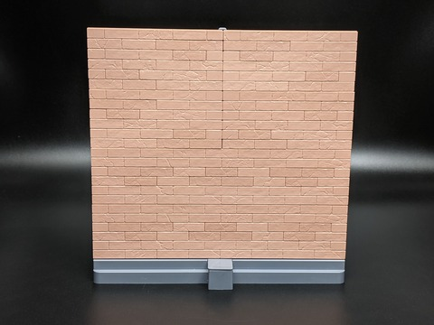TAMASHII OPTION Brick Wall (Brown ver.) 11