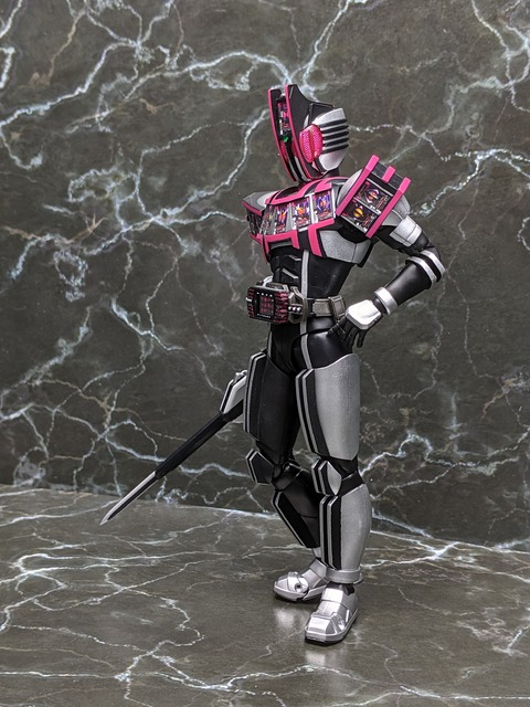 MASKED RIDER DECADE COMPLETE FORM 27