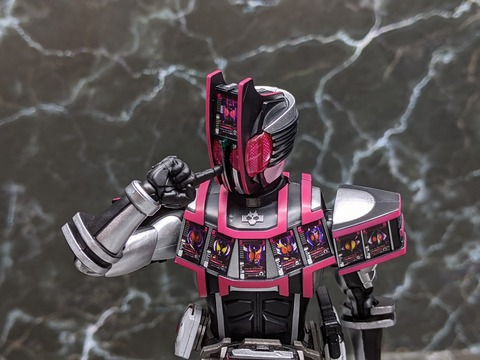 MASKED RIDER DECADE COMPLETE FORM 36