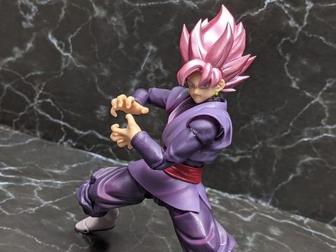 GOKU BLACK -SUPER SAIYAN ROSE- 00