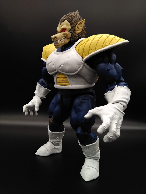 GREAT APE VEGETA 11