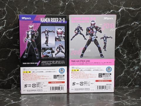 KAMEN RIDER ZI-O 50th Anniversary Ver. 06