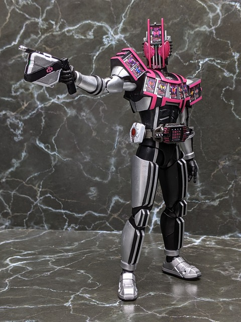 MASKED RIDER DECADE COMPLETE FORM 34