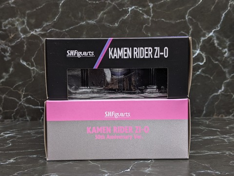 KAMEN RIDER ZI-O 50th Anniversary Ver. 09