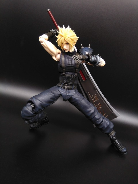 CLOUD STRIFE Ver.2 Event Limited Version 11