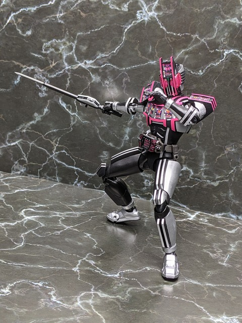 MASKED RIDER DECADE COMPLETE FORM 29
