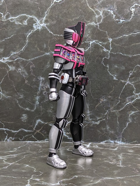 MASKED RIDER DECADE COMPLETE FORM 12