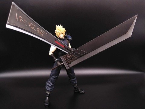 CLOUD STRIFE Ver.2 Event Limited Version 19