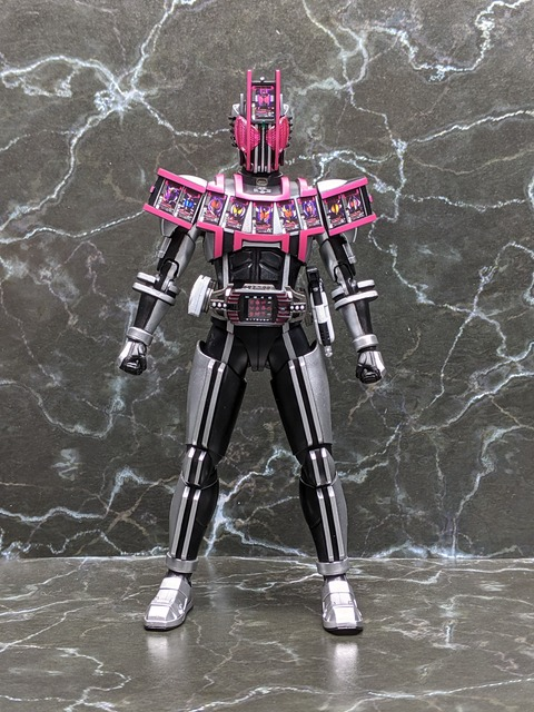 MASKED RIDER DECADE COMPLETE FORM 09