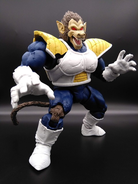 GREAT APE VEGETA 35