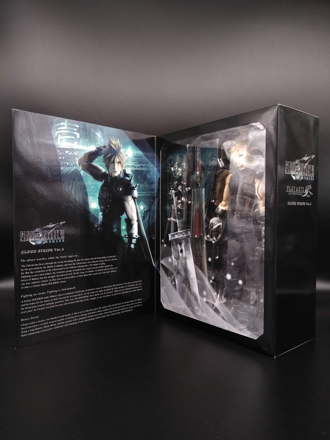 CLOUD STRIFE Ver.2 Event Limited Version 04