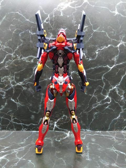 EVA-02 PRODUCTION MODEL 14