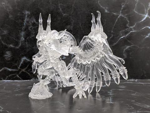 09 FINAL FANTASY CREATURES No.17 CRYSTAL 01z