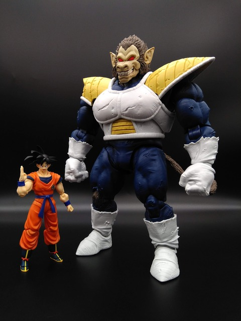 GREAT APE VEGETA 18