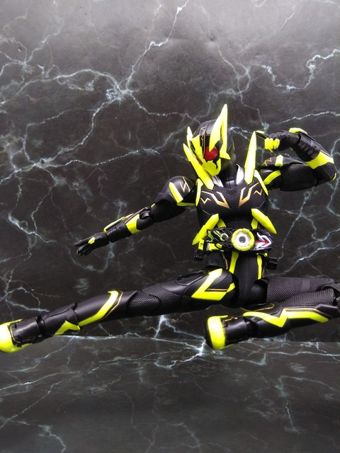 KAMEN RIDER ZERO-ONE SHINING HOPPER 30