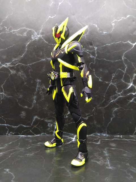 KAMEN RIDER ZERO-ONE SHINING HOPPER 12