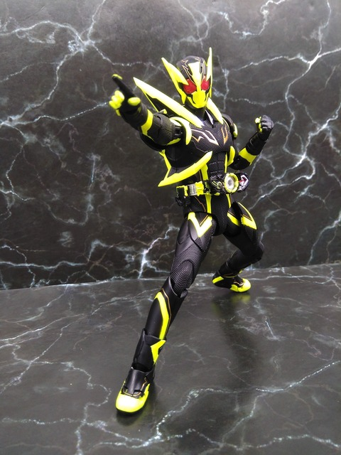 KAMEN RIDER ZERO-ONE SHINING HOPPER 25