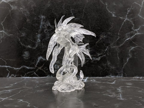 09 FINAL FANTASY CREATURES No.32 CRYSTAL 01z