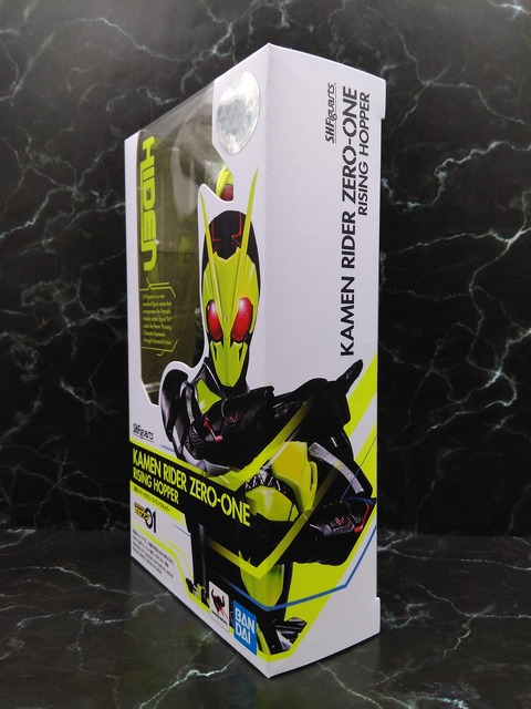 KAMEN RIDER ZERO-ONE RISING HOPPER 03