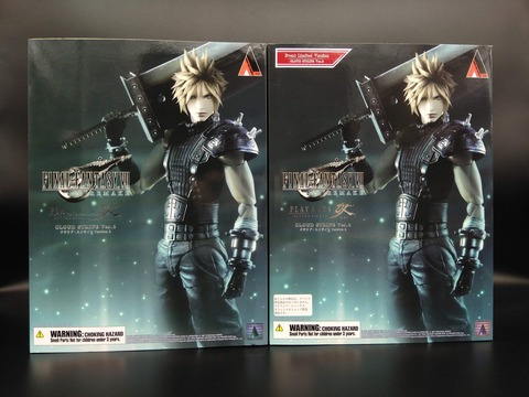 CLOUD STRIFE Ver.2 Event Limited Version 05