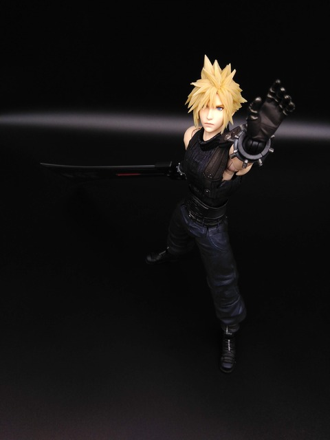 CLOUD STRIFE Ver.2 Event Limited Version 17