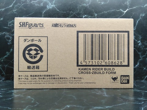 KAMEN RIDER BUILD CROSS-ZBUILD FORM 05