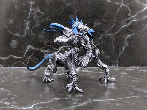 07 FINAL FANTASY CREATURES No.38 METALLIC 02z