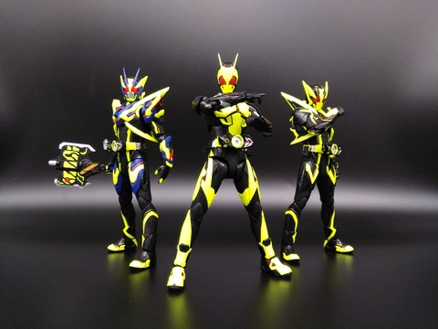KAMEN RIDER ZERO-ONE SHINING HOPPER 38