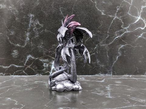 08 FINAL FANTASY CREATURES No.32 METALLIC 03z