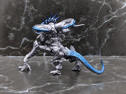 08 FINAL FANTASY CREATURES No.38 METALLIC 03z
