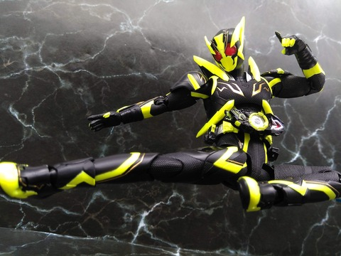KAMEN RIDER ZERO-ONE SHINING HOPPER 00