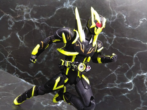 KAMEN RIDER ZERO-ONE SHINING HOPPER 24