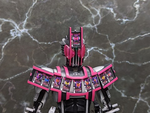 MASKED RIDER DECADE COMPLETE FORM 13
