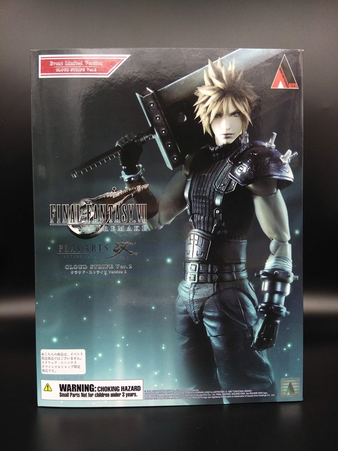 CLOUD STRIFE Ver.2 Event Limited Version 01