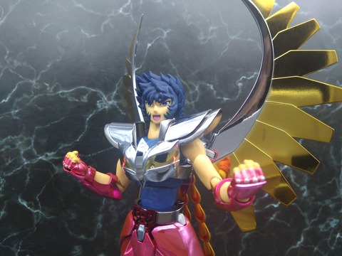 PHOENIX IKKI FIRST BRONZE CLOTH REVIVAL VERSION 35