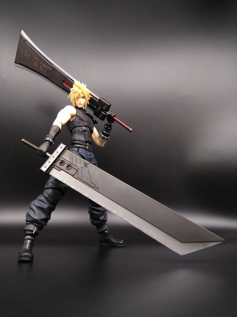 CLOUD STRIFE Ver.2 Event Limited Version 22