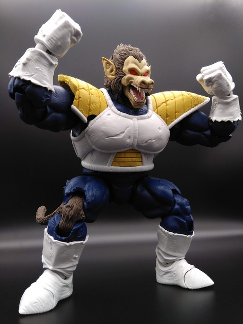 GREAT APE VEGETA 39