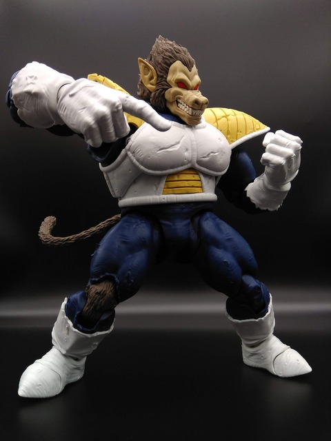 GREAT APE VEGETA 38