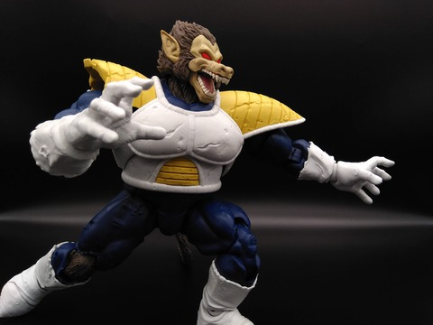 GREAT APE VEGETA 31