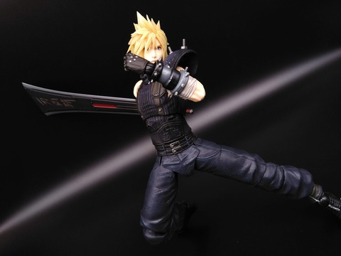 CLOUD STRIFE Ver.2 Event Limited Version 15